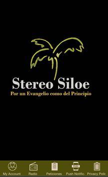 Stereo Siloe poster