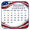 USA Holiday Calendar 2020 APK Android