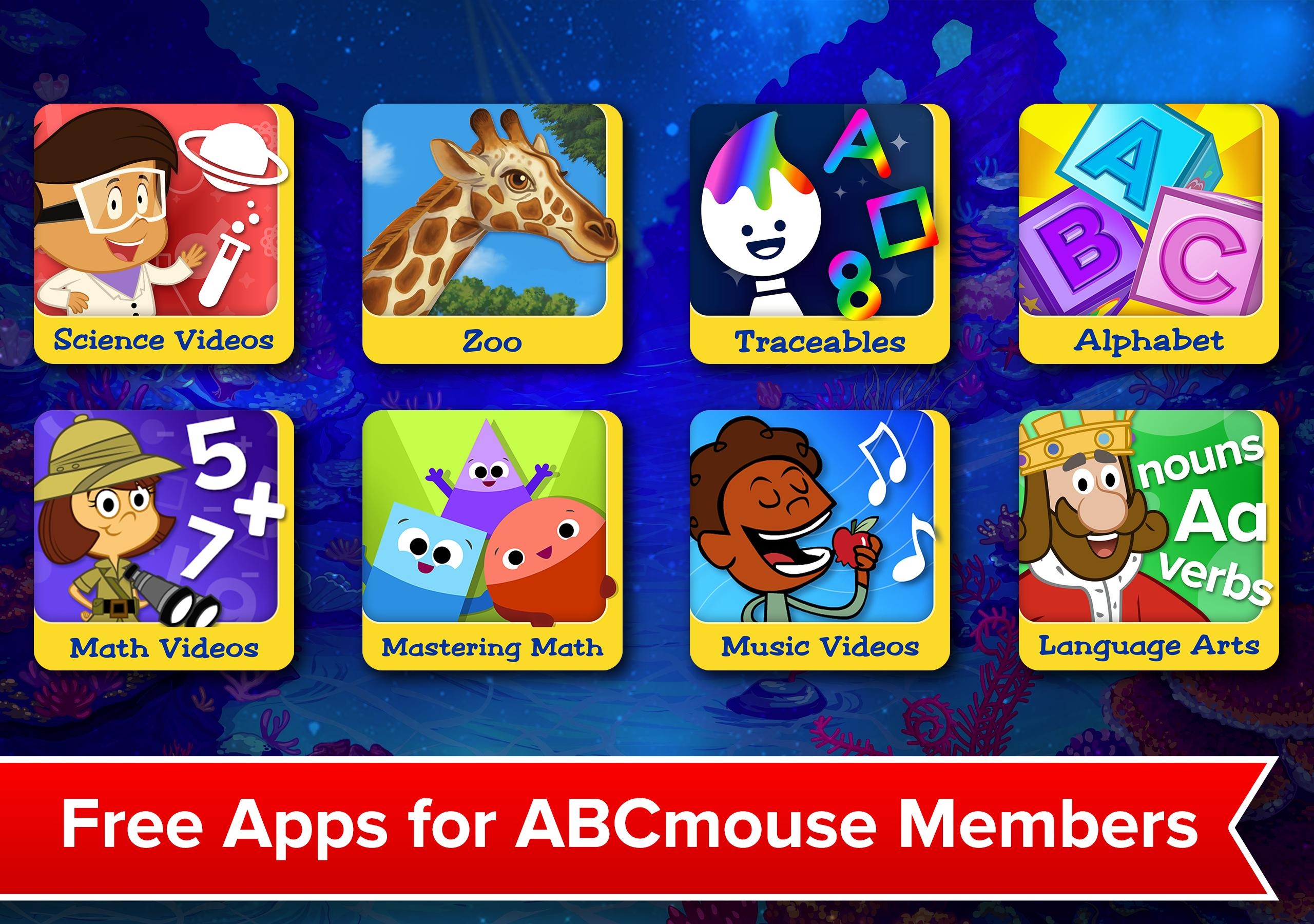 ABCmouse com for Android - APK Download