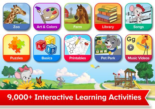 ABCmouse.com screenshot 2