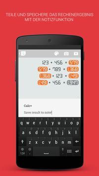 Calc Screenshot 4