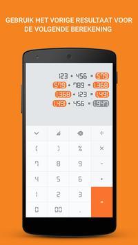 Calc screenshot 3