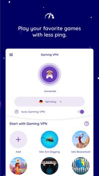Gaming VPN screenshot 4