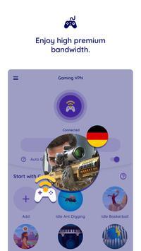 Gaming VPN screenshot 7
