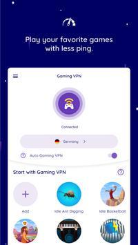 Gaming VPN 截圖 4