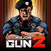 Major Gun - guerra ao Terror ícone