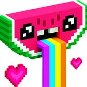 Voxly - Color by Number 3D - offline game