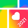 Pic Collage Maker, Photo Editor & Grid -My collage 图标