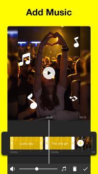 Video Editor for Youtube, Music - My Movie Maker screenshot 5
