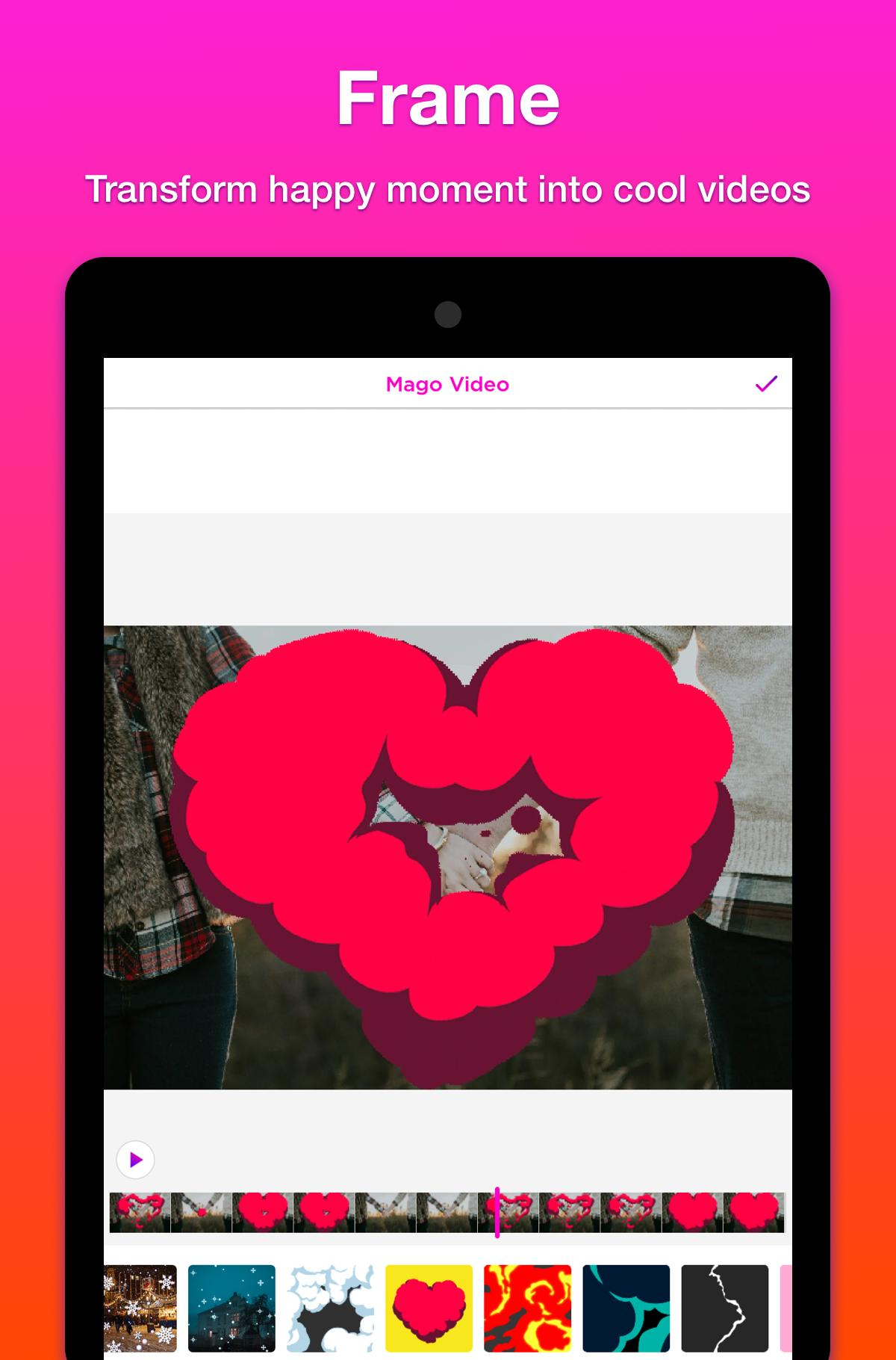 Video Star, Video Editor Magic Effects - MagoVideo for
