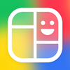 Photo Collage & Grid, Pic Collage Maker-Quick Grid-icoon