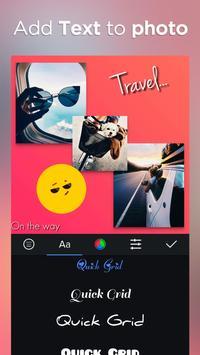 Colagem Maker Pro - Quick Grid imagem de tela 6