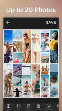 Collage Foto Editor - Bild bearbeiten Screenshot 6