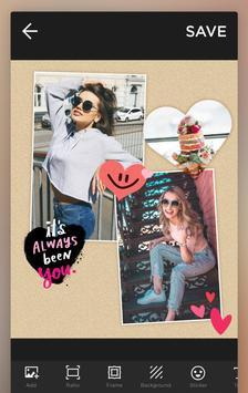 Collage Foto Editor - Bild bearbeiten Screenshot 9