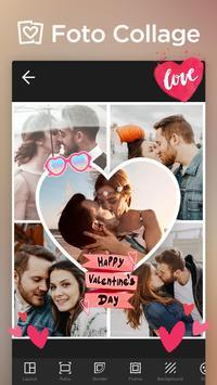 Collage Foto Editor - Bild bearbeiten Plakat