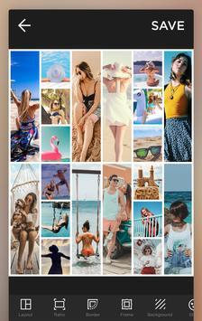 Collage Foto Editor - Bild bearbeiten Screenshot 14