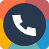 Contacts, Phone Dialer & Caller ID: drupe-icoon