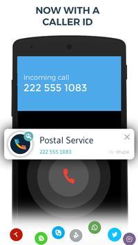 Contacts, Phone Dialer & Caller ID: drupe screenshot 2