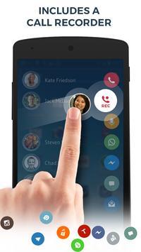 Contacts, Phone Dialer & Caller ID: drupe screenshot 3