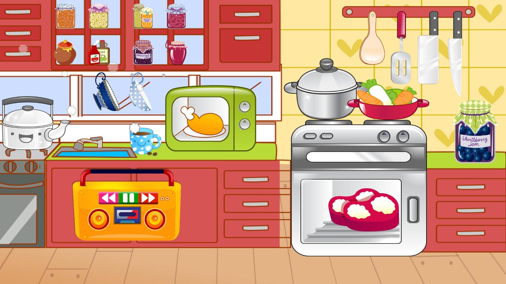Кухня без мебели картинки для детей