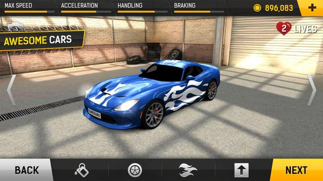 Racing Fever screenshot 2