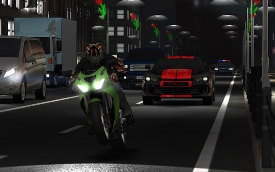Racing Fever: Moto capture d'écran 12
