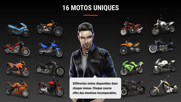 Racing Fever: Moto capture d'écran 1