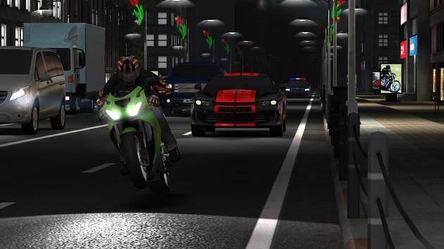 Racing Fever: Moto capture d'écran 20