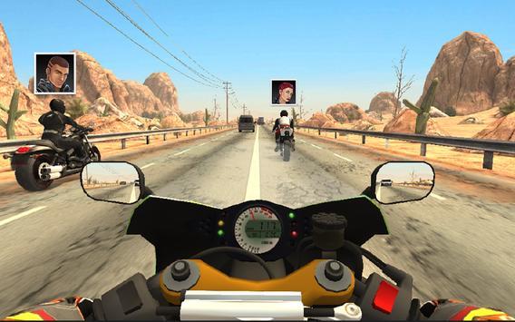 Racing Fever: Moto capture d'écran 9