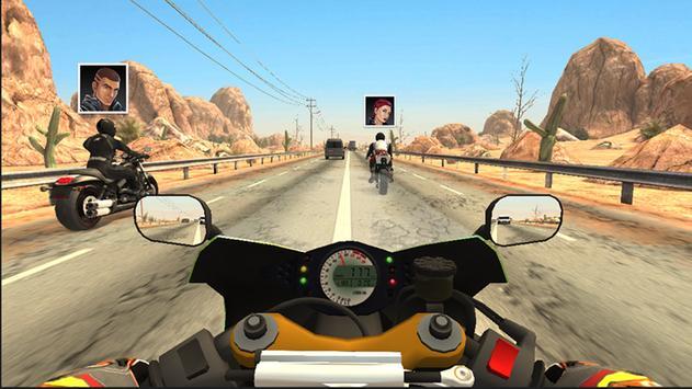 Racing Fever: Moto تصوير الشاشة 17