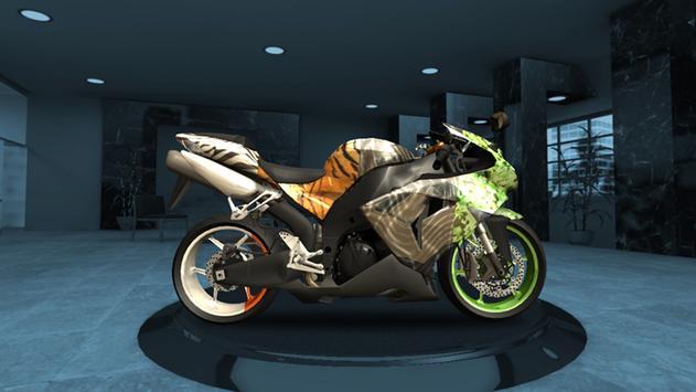 Racing Fever: Moto تصوير الشاشة 18