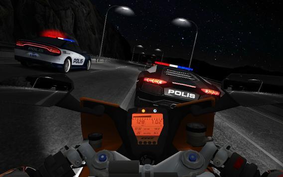 Racing Fever: Moto تصوير الشاشة 11