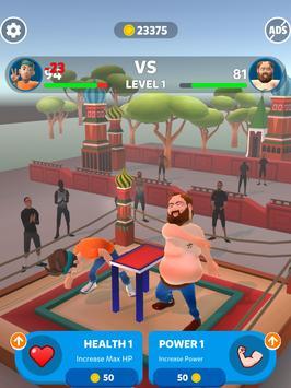 Slap Kings captura de pantalla 5