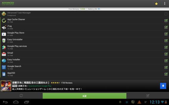 Advanced Task Manager screenshot 7