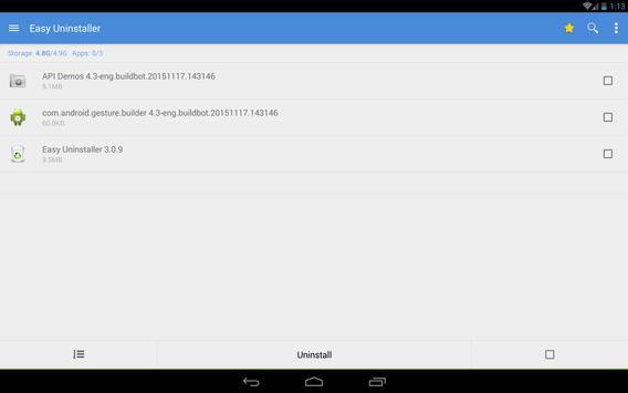 Easy Uninstaller screenshot 7