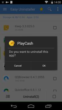Easy Uninstaller screenshot 5