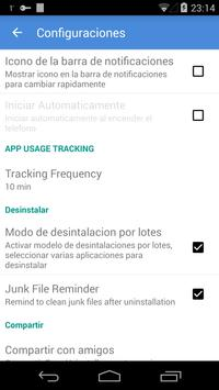 Desinstalador fácil captura de pantalla 6