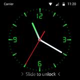 Clock Lockscreen