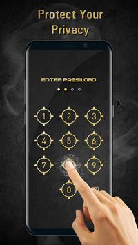 Cool Gun Shooting Lock Screen App screenshot 3