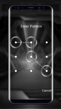 3D Hero Lock Screen - Pattern & Password Lock screenshot 2