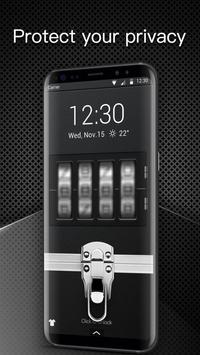 Briefcase lock screen for android phone screenshot 2