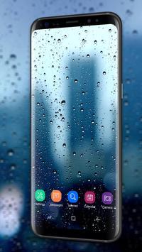Running Waterdrops Live Wallpaper screenshot 1