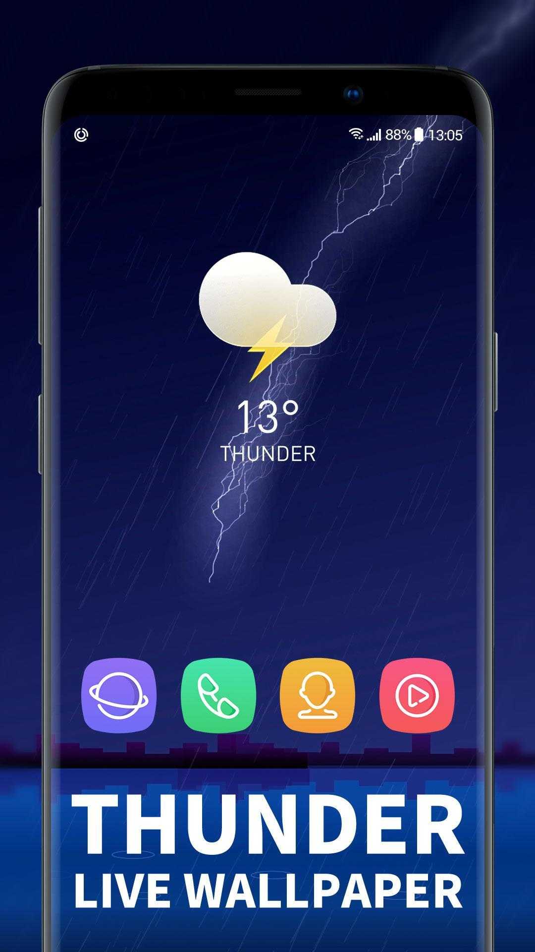 Weather Live Wallpaper For Free For Android Apk Download