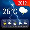 天气预报应用和雷达 图标