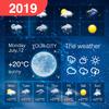 天氣雷達&全球天氣預報 圖標