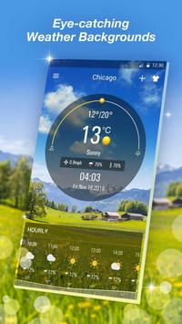 Live Weather Forecast App poster