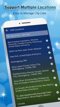 Accurate Weather Forecast App & Radar screenshot 6