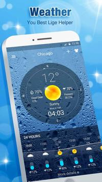Accurate Weather Forecast App & Radar poster