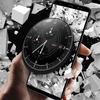 アナログ時計スタイルロックスクリーンセーバー アイコン