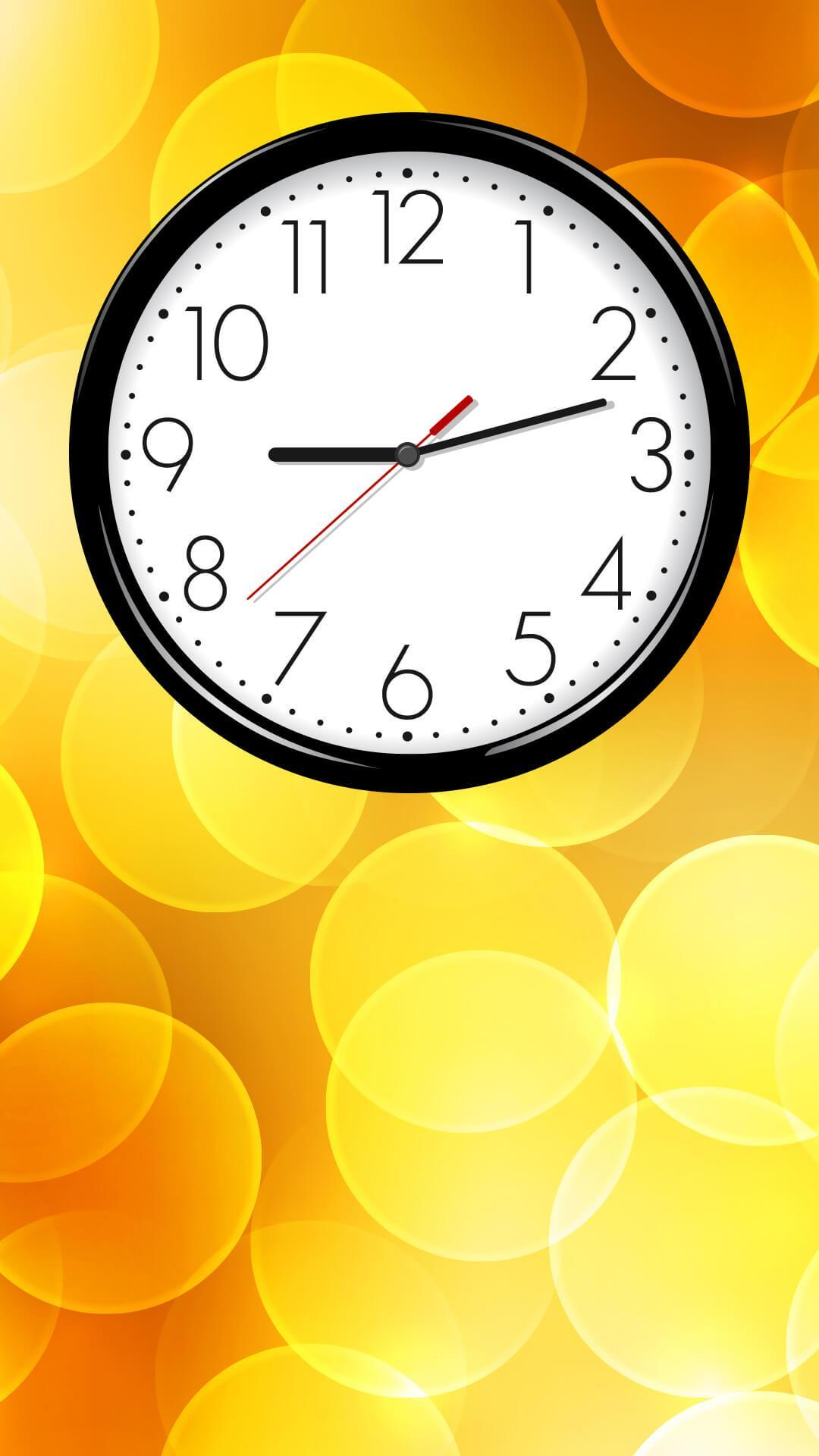 Analog Clock Free Live Wallpaper For Android Apk Download